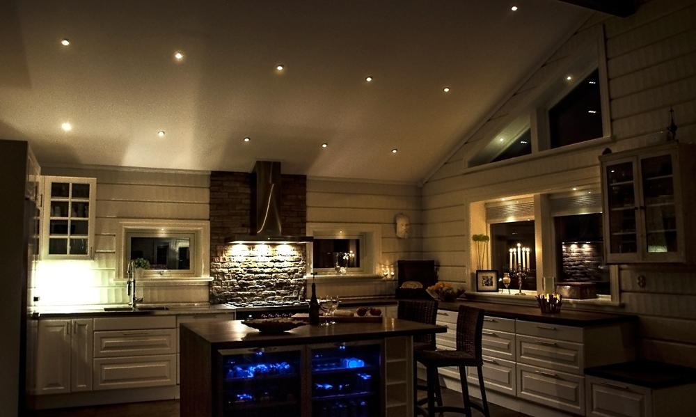 Kök övervåning – Wasavägen Lindvallen Sälen